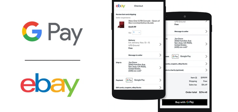 Ebay Adds Google Pay To Online Marketplace Retailnewsmagazine Com